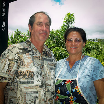 Garvin and Laura Goode.