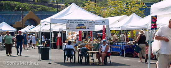 The Keauhou Farmers Market