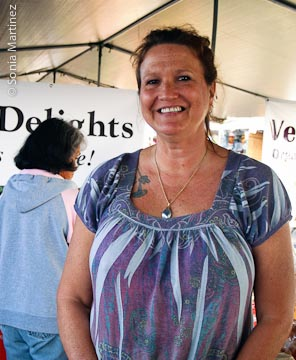 Anita Roscoe of Island Valley Delights