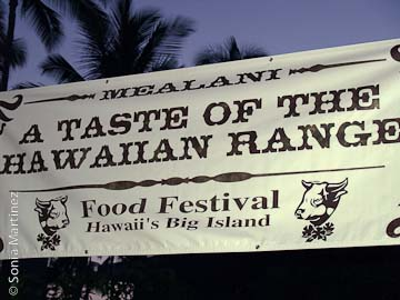 Taste of the Range Banner
