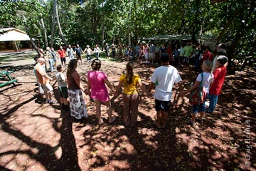 The Puna 'Ulu Festival will be held at the Kua O Ka La Public Charter School Campus at a historically significant village of Pu'ala'a.