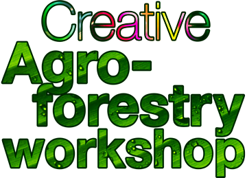 Creative Agroforestry Workshop logo 360px